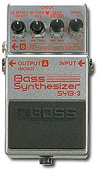 Bass Synth Boss SYB-3