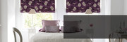Roman Blinds – Made to measure Roman Blinds