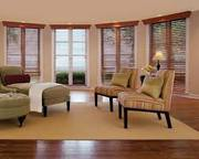Wooden Blinds are timeless window fashions that compliment any style