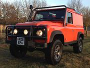 Land Rover Defender 110 39000 miles