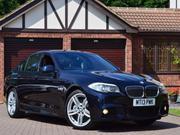 2013 BMW 2013 BMW 5 Series 2.0TD