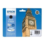 Buy Epson Big Ben T7031L Black Ink Cartridge From Storeforlife