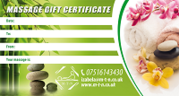 CHRISTMAS GIFT Gift Voucher from Massage Therapy Nottingham