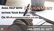 Get Best Law Assignment Help from Trustworthy Assignment Writers in UK