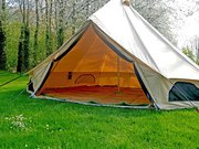 Bell Tent Coir Matting flooring UK for sale at Bell Tent Village