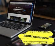 Affordable Web Design Company | Bemunchie Online