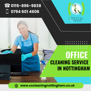 Get the Best Cleaning Services in Nottingham