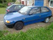 L Reg Vauxhall Astra 1.4i Merit 2DR (1994)