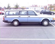 Volvo 240 Gl Manual Estate